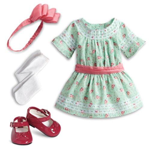 American Girl Samantha's Special Day Dress for 18