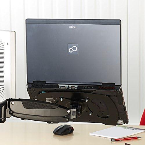 """27/"""" Gasgefederter Monitor-Schwenkarm bis 69 cm VESA-kompatibel"""