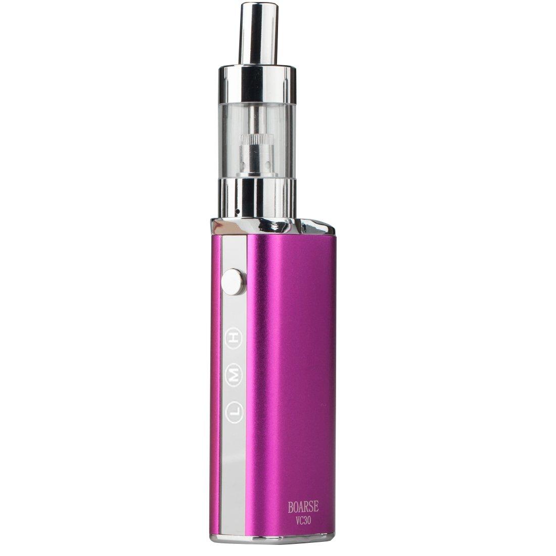 YESDA Cigarrillo Electrónico, 30W Función de Relleno a Tope Atomizer,Atomizadore Vapeador Kit de cigarrillo electrónico, 2200mah Batería, ...