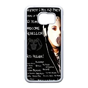 Generic Phone Case For Samsung Galaxy S6 Edge With Angerfist Image