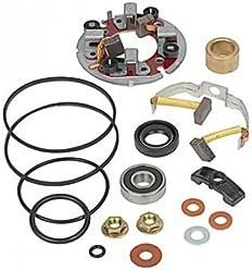 Starter Rebuild Kit For Polaris Scrambler 500 2X4 97 98 99 00 01 02 03 2004-2009