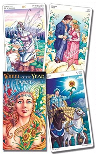 Wheel of the Year Tarot: Amazon.es: Lo Scarabeo: Libros en ...