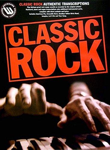 Read Online Classic Rock: Authentic Transcriptions PDF