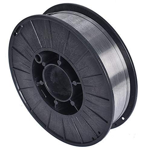 E71T-GS 0.045 Inch (1.2 MM) 10Lbs Gasless Flux Core Welding Wire Fit for MIG Wire Feed Welders