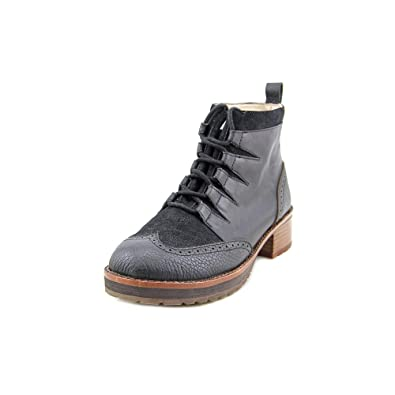 Women's Maitland Leather Lace-Up Ankle Boots
