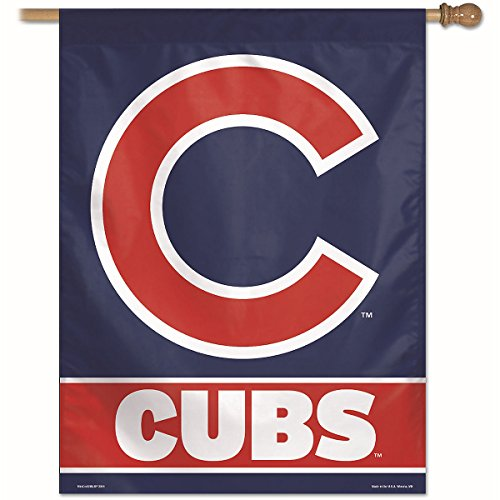 WinCraft Chicago Cubs House Flag and Banner