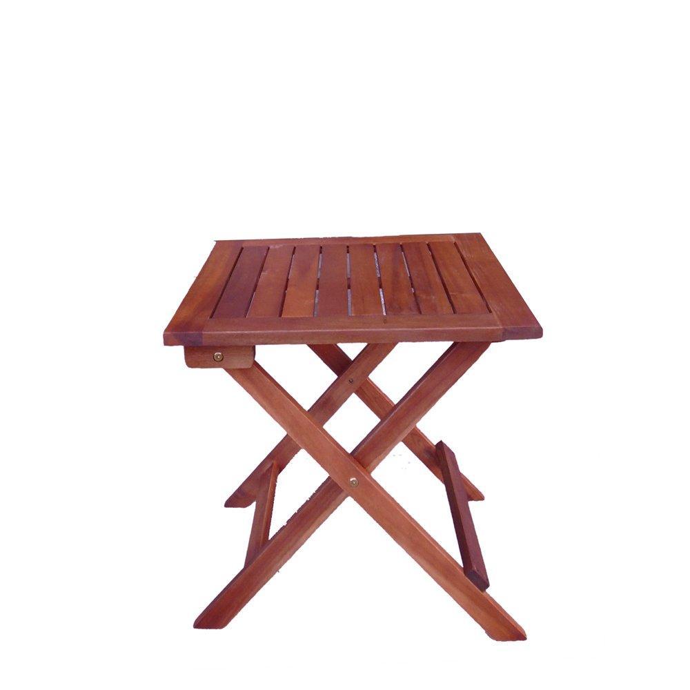 Table d appoint pliable en bois Dionysos - Table basse pliante en ...