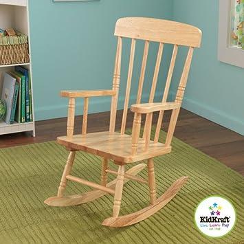 Marvelous KidKraft   Spindle Rocking Chair, Natural