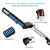 Electric Comb for Men, LARMHOI Hair and Beard