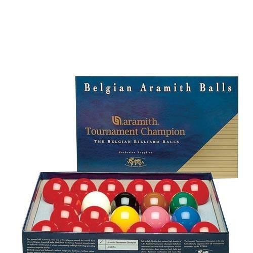 Aramith - Billes Snooker Aramith Tournament Champion 52.4 mm