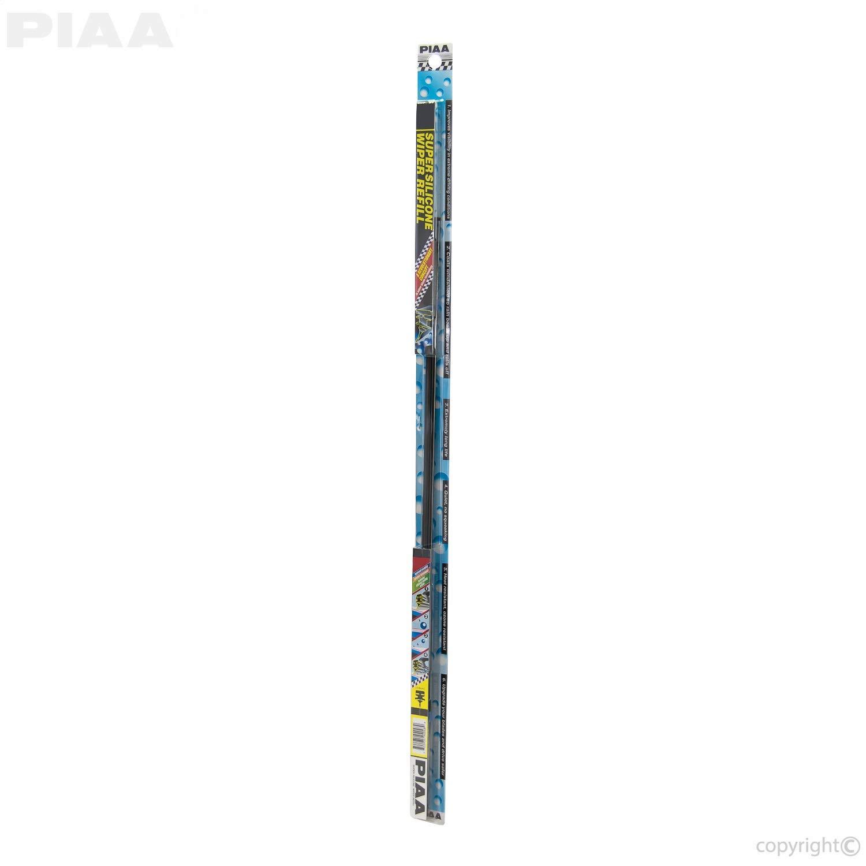 PIAA 94030 Silicone Wiper Refill, 12