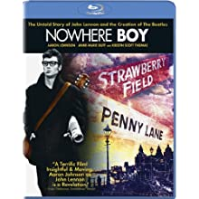 Nowhere Boy [Blu-ray] (2010)