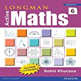 Longman Active Maths by Pearson for CBSE Class 6