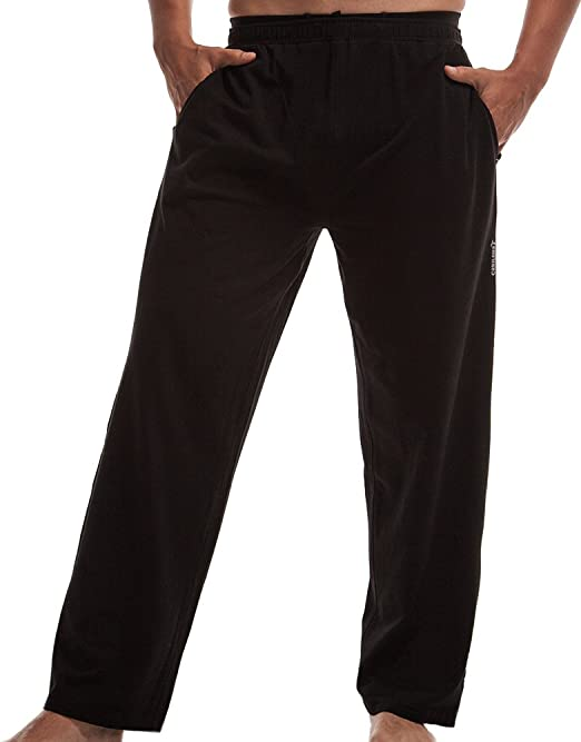 Cariloha Mens Bamboo Fit Training Pants