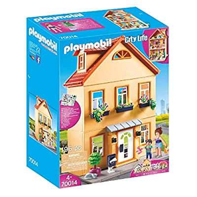 PLAYMOBIL My Townhouse Playset: Toys & Games