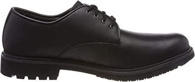 TALLA 46 EU. Timberland Stormbuck Plain Toe Waterproof, Zapatos de Cordones Oxford para Hombre