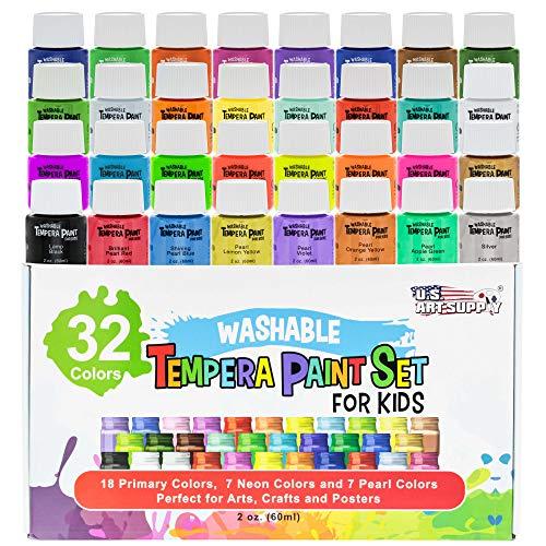 U.S. Art Supply 32 Color Childre...