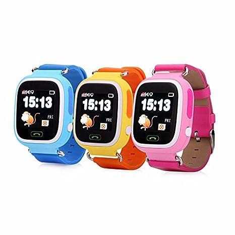 Amazon.com: Q90 Samrt Watch for Kids, GPS Tracker Sim Card ...