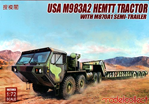 model kits tractor trailers - 2