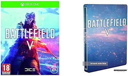 Battlefield 5 + Steelbook (Edición Exclusiva Amazon): Amazon.es: Videojuegos
