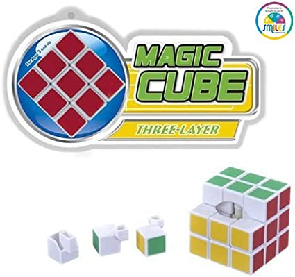 Smiles Creation Magic Cube Toy for Kids