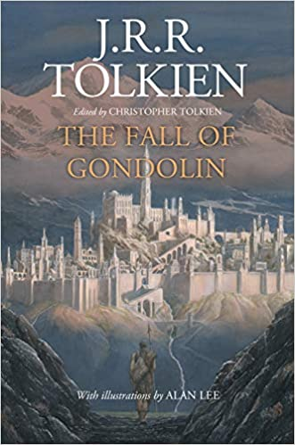 Image result for fall of gondolin