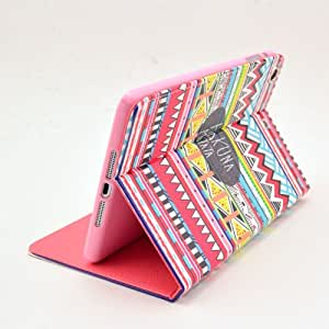 tiny deal—Hakuna Matata Pattern Smart Bracket Protective Case for Apple iPad Mini