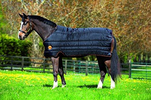 Horseware Rambo Ionic Liner 100g Unterdecke Black/Orange wählbare Größen