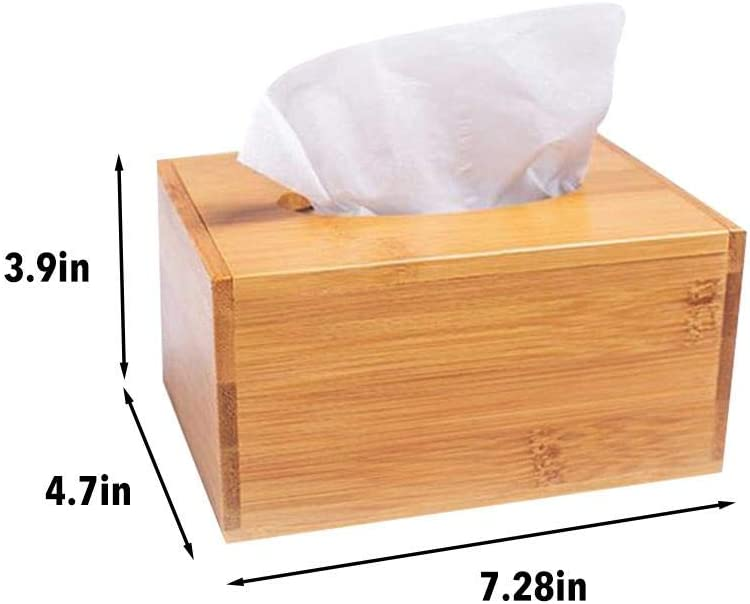 Rikey Caja de pañuelos, Caja de pañuelos, Caja de pañuelos, Caja ...