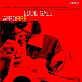 Eddie Gale - Afro Fire