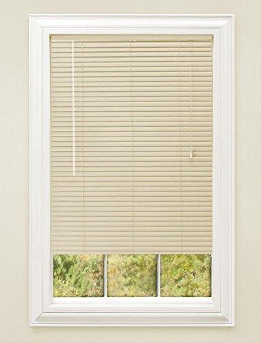 Amazon Com Powersellerusa Mini Window Blinds 1 Slats Alabaster