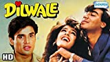 Dilwale (Ajay Devgan, Sunil Shetty, & Raveena Tandon. Brand New Single Dvd, With English Subtitles)