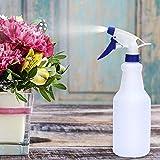 Fghuim 4 Pcs Empty Water Spray Bottle Atomizer