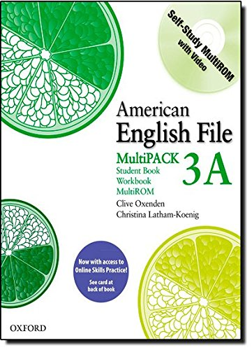Read Online American English File 3 Student Book Multi Pack A ebook