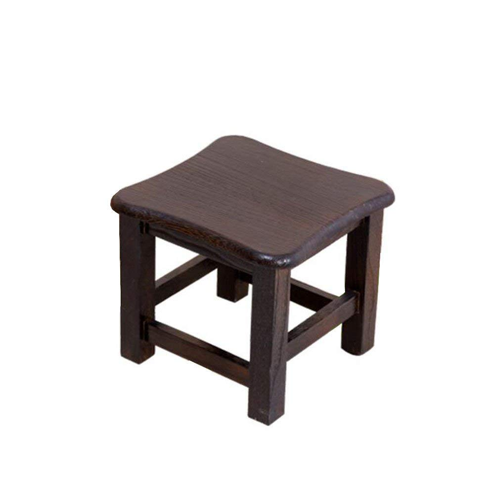 Agdgjrkjk MuMa Wooden Chair Small Volume It Occupies No Space Easy to Move Living Room Stool (Color : -, Size : -)
