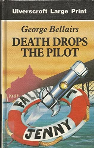 book cover of Death Drops the Pilot