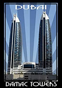 Photo of Damac Tower -Colour, Print Only (A2)