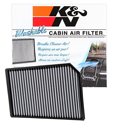 VF3008 K&N CABIN AIR FILTER (Cabin Air Filters):