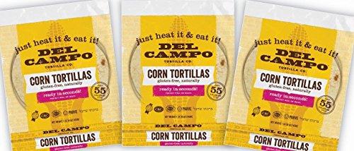 6 corn tortillas - 4