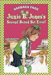 Junie B. Jones's Second Boxed Set Ever! (Books 5-8)
