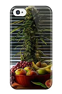 Fashionable GHlUSWm3949INeOm Iphone 4/4s Case Cover For Fruits Protective Case