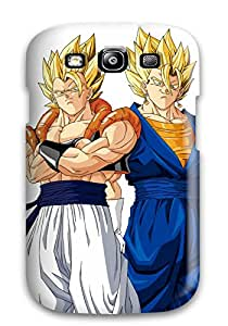 CaseyKBrown Galaxy S3 Hybrid Tpu Case Cover Silicon Bumper Dbz Vegeta