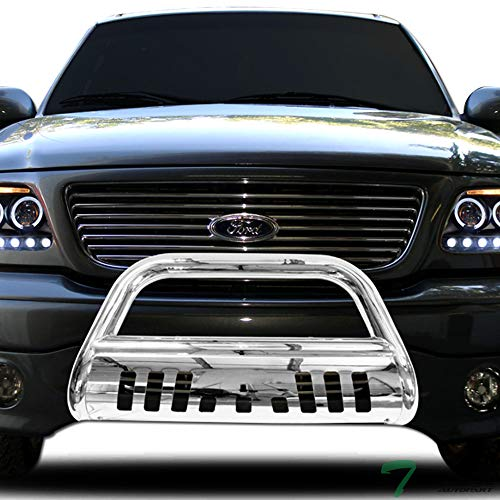 01 ford f150 grille guard - 6