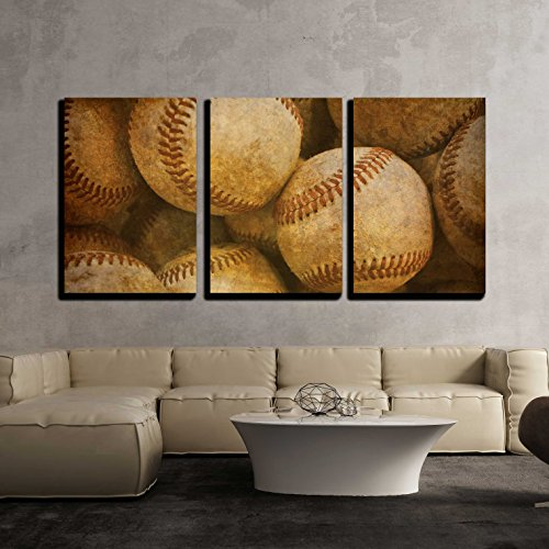 baseball vintage decor - 5