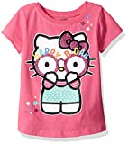 Hello Kitty Girls' Happy Birthday T-Shirt