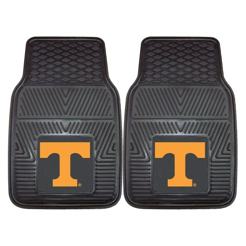 Ncaa Heavy Duty Vinyl - FANMATS NCAA University of Tennessee Volunteers Vinyl Heavy Duty Car Mat