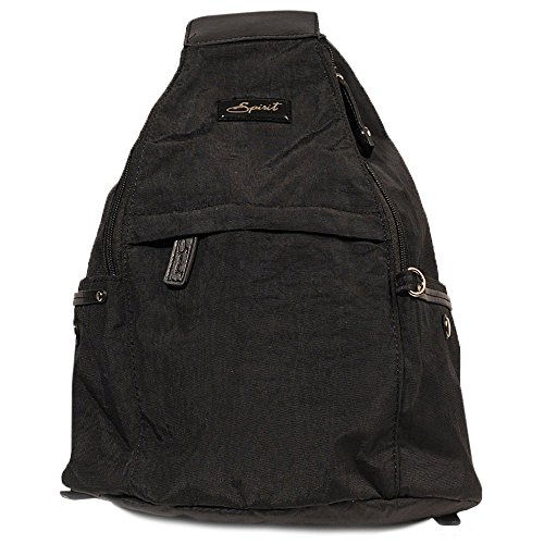 Backpack Spirit 9894 Spirit 9894 Womens Black Womens 18Pq14xw76