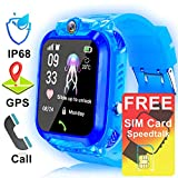 iGeeKid Kids Smart Watch - [SIM Card Include] Smart Phone Watch for 3-12 Year Old Boys Girls with...