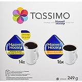 MAXWELL HOUSE Mixed Varieties Coffee, 249 Grams