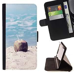 Jordan Colourful Shop - FOR HTC One M7 - earn much money - Leather Case Absorci¨®n cubierta de la caja de alto impacto